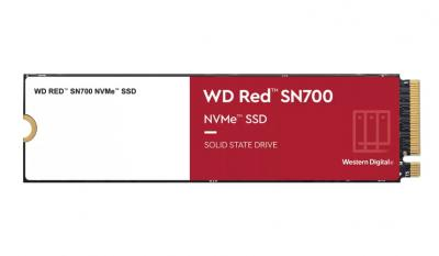 Western Digital SSD M.2 PCIe 4TB Red SN700 NVMe