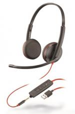 Plantronics Blackwire C3225 headset stereo