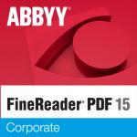 ABBYY FineReader PDF 15 Corporate Single User License (ESD) EDU Perpetual