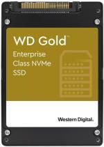 "Western Digital SSD 2,5"" 3,84TB Gold U.2 PCIe NVMe"